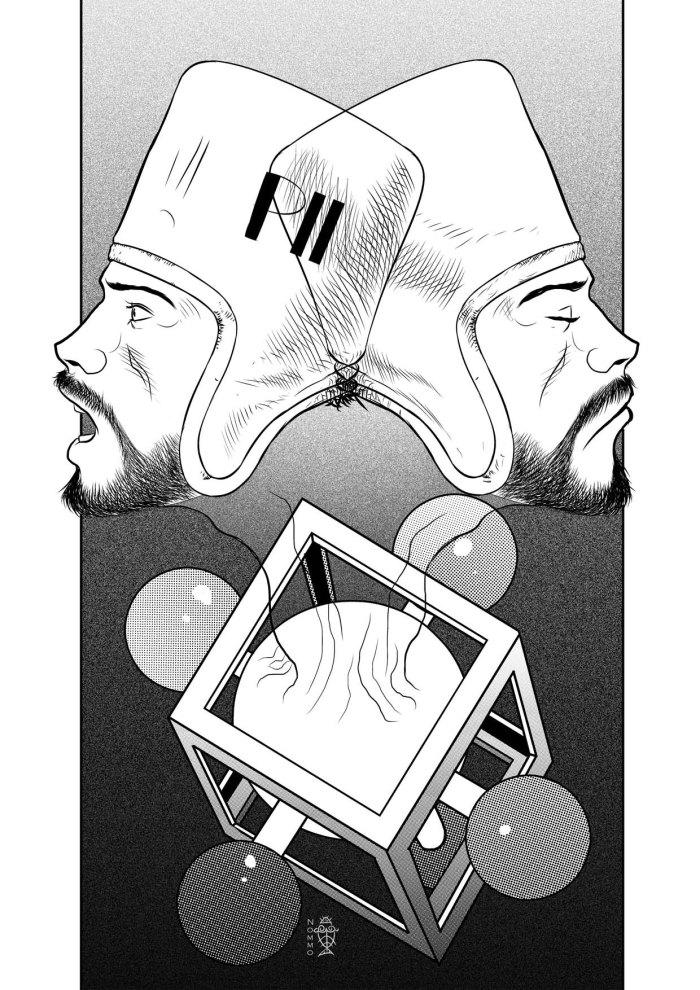 Genuit Moebius -Ilustración 22 ? Welinthon Nommo