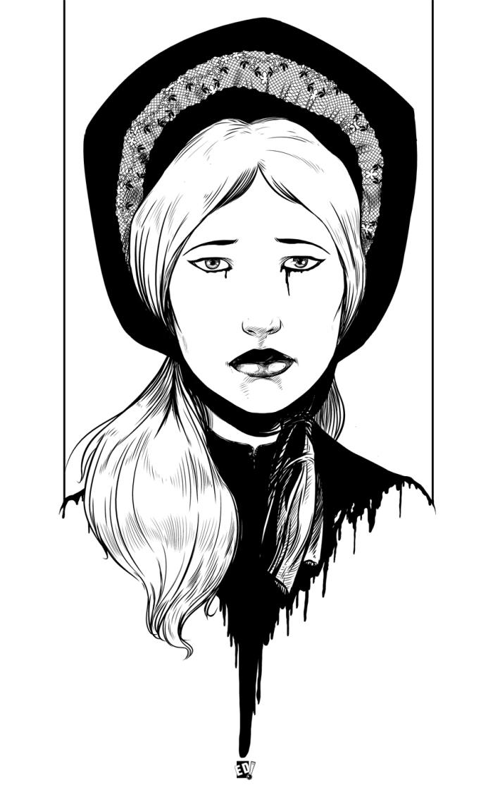 Giraud Mortem ? Ilustración 24 - Por Edison Montero ( Eddaviel )