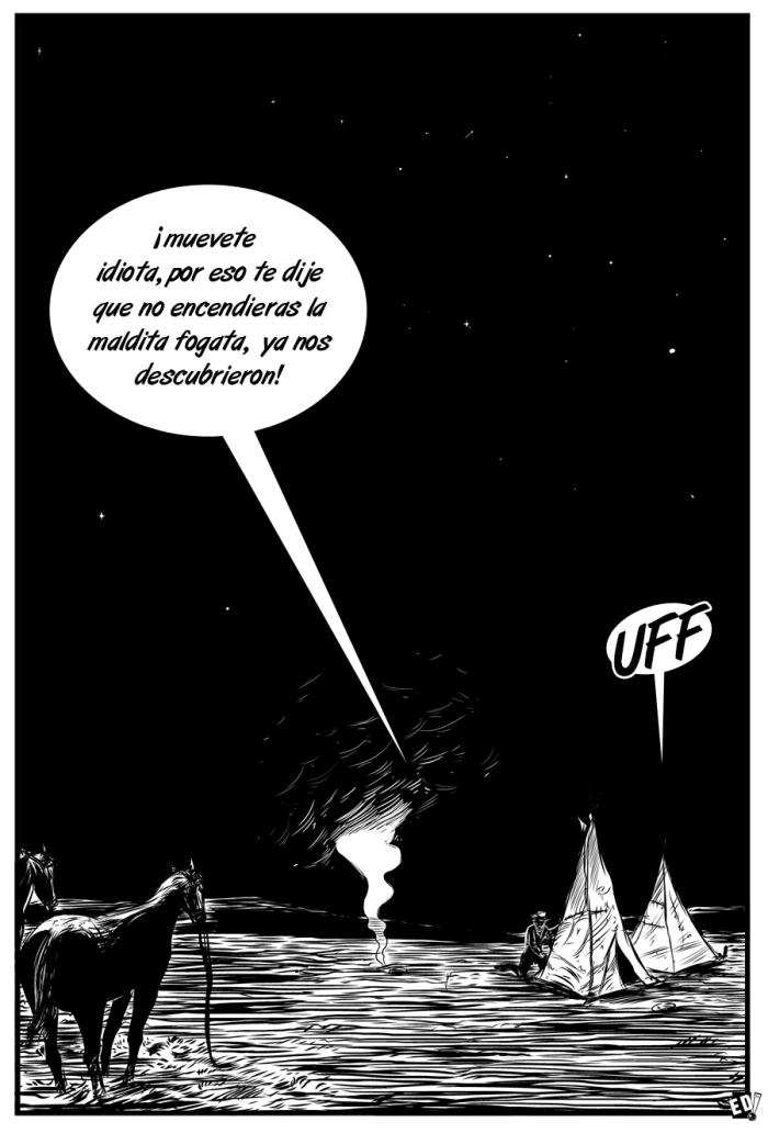 Giraud Mortem ? Ilustración 28 - Por Edison Montero ( Eddaviel )