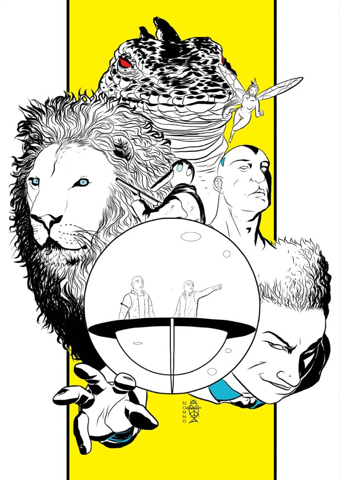 Genuit Moebius -Ilustración 29 ? Welinthon Nommo