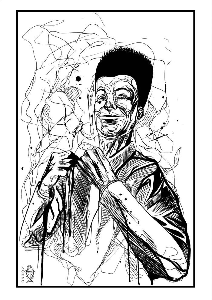 Genuit Moebius -Ilustración 31 ? Welinthon Nommo